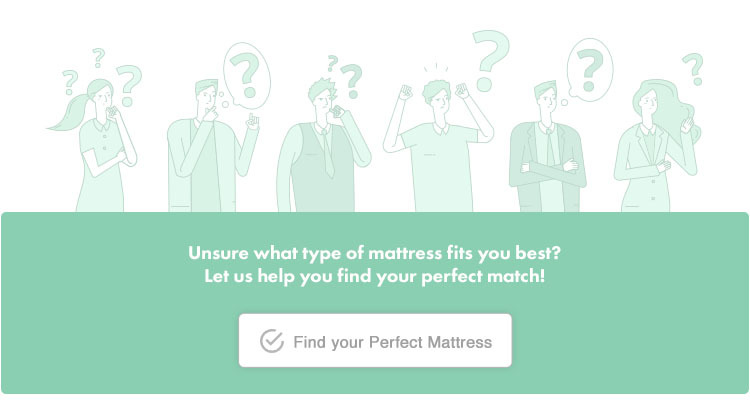 Mattress sizing chart - Mattress Mill Bozeman, MT