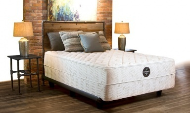 Prestige Extra Firm Zippered Pocketed Coil Mattress and Box Spring