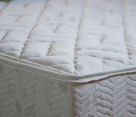 Prestige Extra Firm Zippered Pocketed Coil Mattress Closeup