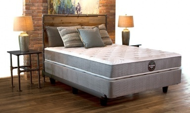 Premiere II Pocketed Coil Mattress and Box Spring