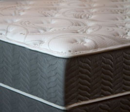 Royale I Pocketed Coil Mattress Closeup