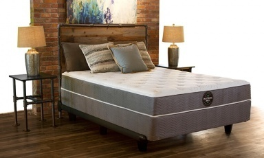 Premiere I Pocketed Coil Mattress and Box Spring