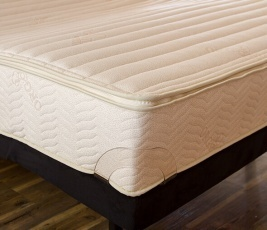 Natural Latex Mattress For Adjustable Beds Closeup