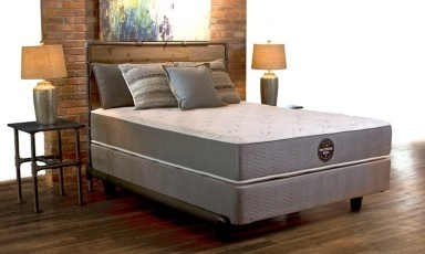 Royale II Pocketed Coil Mattress and Box Spring