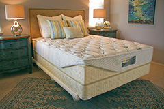 Half Cap Pillowtop Mattress Topper