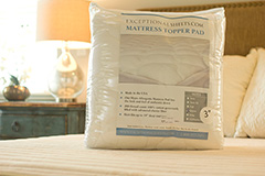 Exceptional Sheets Mattress Topper Pad